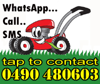 rods mowers contact
